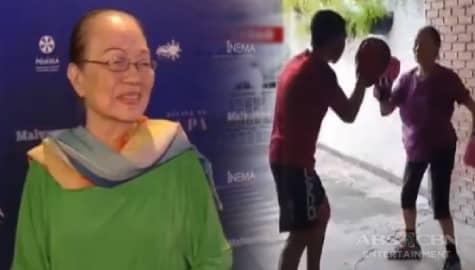 TV Patrol: Isa pang anak ni Caridad Sanchez, tutol sa pahayag ng kanyang kapatid at iginiit na hindi dementia ang pinagdaraanan ng ina Image Thumbnail
