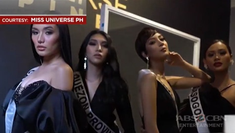 2020 Miss Universe Philippines, mahigpit na nagpapatupad ng health and safety protocols sa 'Pageant Bubble'