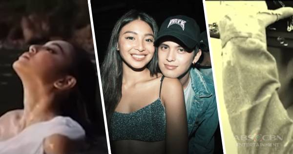 TV Patrol: Isa sa mga kanta sa album ni Nadine, collaboration nila ni James Reid Image Thumbnail