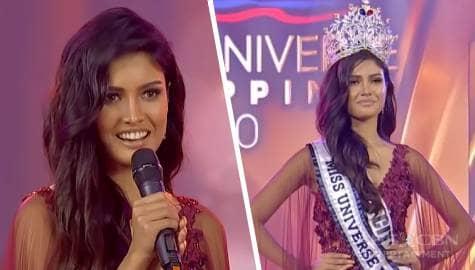 TV Patrol: Pambato ng Iloilo City na si Rabiya Mateo, panalo sa Miss Universe PH Image Thumbnail