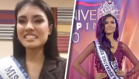 TV Patrol: Rabiya Mateo, hindi pa rin makapaniwalang nakuha ang tagumpay sa 2020 Miss Universe PH Image Thumbnail