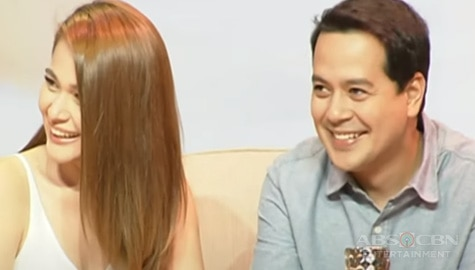 TV Patrol: Star Cinema, umaasang matutuloy pa rin ang John Lloyd-Bea reunion movie