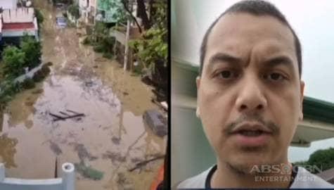 TV Patrol: Bahay at sasakyan ni Archie Alemania, lumubog din sa baha Image Thumbnail