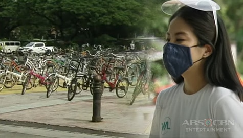"""TV Patrol: Ilan pang celebrities, nakiisa sa proyektong """"Donate a bike, save a job"""" Image Thumbnail"""
