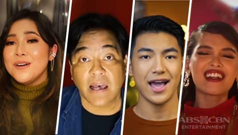 TV Patrol: Netizens, naantig sa mensahe ng kanta ng Christmas Station ID ng ABS-CBN Image Thumbnail