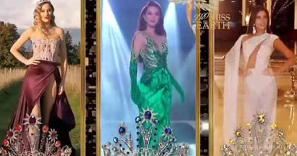 TV Patrol: Miss Earth candidates, nagtagisan ng galing, ganda at talino sa isang virtual coronation