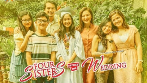 WATCH: Four Sister Before The Wedding Official Trailer