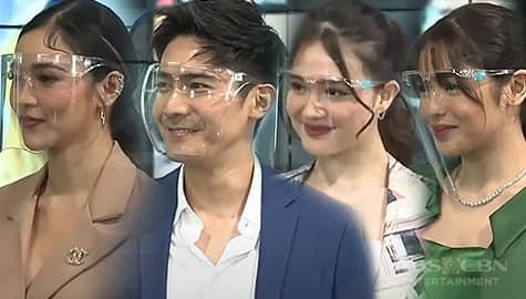 TV Patrol: Ilang Kapamilya Stars, pumirma ng exclusive contract sa Star Magic Image Thumbnail