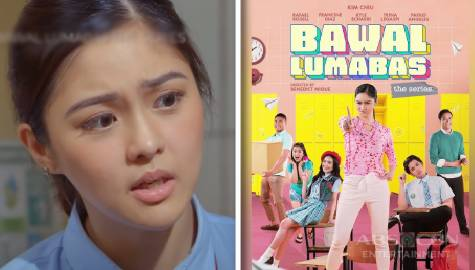 """WATCH: """"Bawal Lumabas The Series"""" Official Trailer Image Thumbnail"""