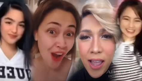 TV Patrol: Andrea Brillantes, Vice Ganda, Jodi Sta. Maria at Ella Cruz, kabilang sa pinakasikat na Pinoy celebrities sa TikTok sa 2020 Image Thumbnail