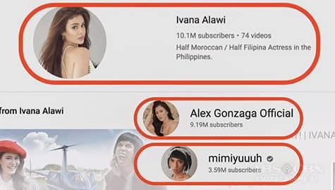 TV Patrol: Ivana Alawi, top creator sa YouTube Image Thumbnail