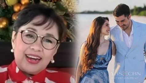 TV Patrol: Rep. Vilma Santos-Recto, ibinahagi ang excitement sa engagement nina Luis at Jessy Image Thumbnail