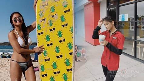 TV Patrol: Ylona Garcia, ipinakita ang beach body at ang kanyang buhay ngayon sa Australia Image Thumbnail
