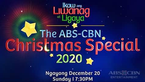 TV Patrol: ABS-CBN Christmas Special 2020 aarangkada sa Linggo, December 20 Image Thumbnail