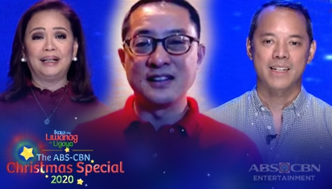 WATCH: A Christmas Message from our ABS-CBN Bosses | ABS-CBN Christmas Special 2020