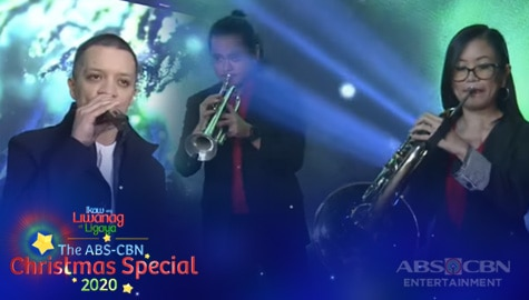 WATCH: Bamboo rocks the stage with Michael Buble's Christmas song | ABS-CBN Christmas Special 2020 Image Thumbnail