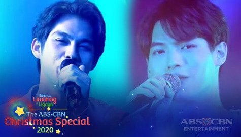 WATCH: BrightWin's special Christmas greeting and performance for Kapamilya fans | ABS-CBN Christmas Special 2020 Image Thumbnail