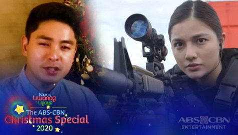 ABS-CBN Christmas Special 2020: Coco Martin welcomes Jane de Leon on FPJ's Ang Probinsyano Image Thumbnail