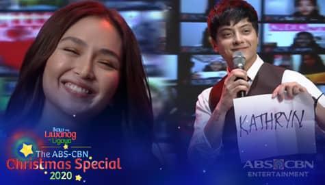 WATCH: Daniel, ipinakita ang kanyang pangarap kay Kathryn | ABS-CBN Christmas Special 2020 Image Thumbnail