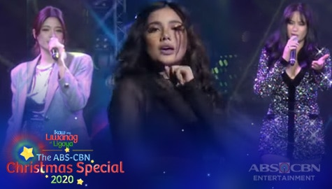WATCH: Kapamilya Leading Ladies excite all with their all-out performance | ABS-CBN Christmas Special 2020 Thumbnail