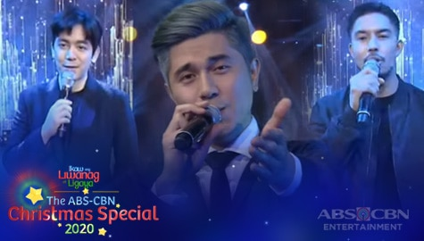 WATCH: Kapamilya Leading Men charm everyone with their kilig performance | ABS-CBN Christmas Special 2020 Image Thumbnail