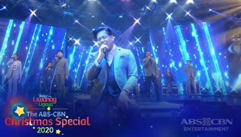 WATCH: Kapamilya singers impress everyone with their all-out singing showdown | ABS-CBN Christmas Special 2020 Image Thumbnail