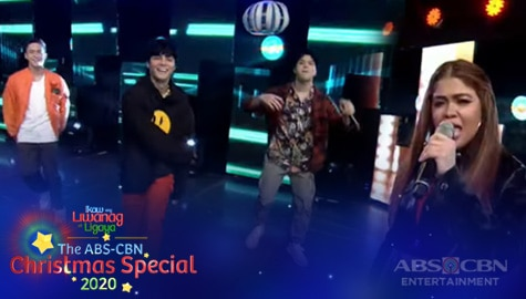 "WATCH: Melai, Kapamilya Stars perform Blackpink's ""How You Like That""  
