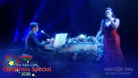 "WATCH: Regine Velasquez sings ""Pasko Na Sinta Ko"" with Ogie Alcasid | ABS-CBN Christmas Special 2020 Image Thumbnail"