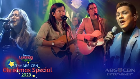 WATCH: Gary V, Ben & Ben and Moira perform hugot songs of 2020 | ABS-CBN Christmas Special 2020 Thumbnail