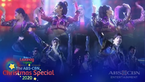 WATCH: BINI and SHA Boys perform P-pop songs of 2020 | ABS-CBN Christmas Special 2020 Image Thumbnail