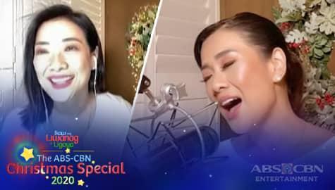 ABS-CBN Christmas Special 2020: Bernadette, inaming kinakabahan na mapanood ang performance niya sa ASAP Natin 'To Image Thumbnail