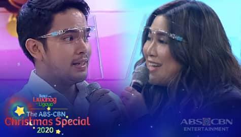 ABS-CBN Christmas Special 2020: Jason at Moira, ikinuwento kung paano sila magdiriwang ng Pasko ngayong taon Image Thumbnail