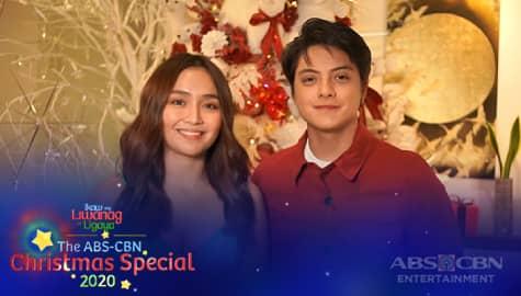 ABS-CBN Christmas Special 2020: Kathryn at Daniel, ibinahagi ang kanilang wish ngayong Pasko Image Thumbnail