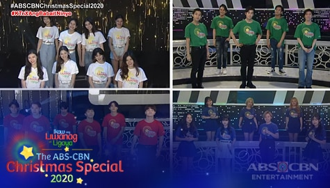 WATCH: P-Pop Groups unite on stage for a special treat on ABS-CBN Christmas Special 2020 Image Thumbnail
