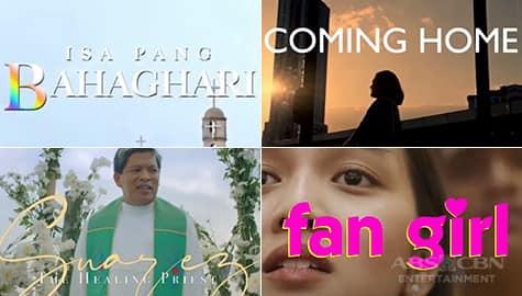 TV Patrol: Mga nominado sa parangal sa Metro Manila Film Festival, inanunsyo Image Thumbnail