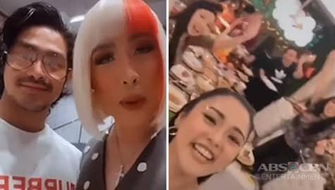TV Patrol: Celebrities, ipinasilip kung paano nila sinalubong ang 2021 Image Thumbnail