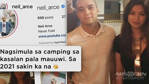 TV Patrol: Neil Arce, excited nang ikasal kay Angel Locsin ngayong 2021 Image Thumbnail
