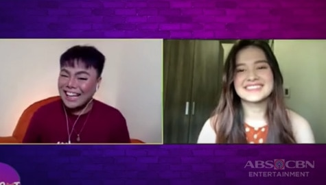 EXCLUSIVE INTERVIEW with Ang Sa Iyo Ay Akin star Kira Balinger  Thumbnail