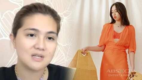 TV Patrol: Fashionable rattan at abaca bags, negosyo ng anak ni Dimples Romana Image Thumbnail