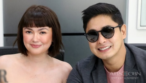TV Patrol: Coco Martin at Angelica Panganiban, magtatambal sa 'Love or Money'