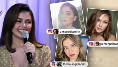 TV Patrol: Janine Gutierrez, may wish list ng Kapamilya stars na gusto niyang makatrabaho Image Thumbnail