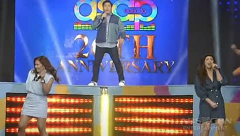 TV Patrol: 'ASAP Natin 'To,' nag-celebrate ng ika-26 anibersaryo Image Thumbnail