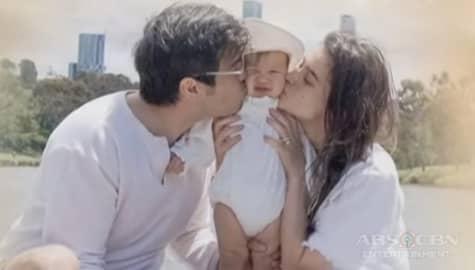 TV Patrol: Anne Curtis, balik-Pinas kasama sina Erwan at baby Dahlia Image Thumbnail