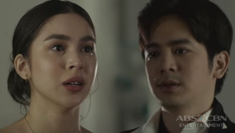 TV Patrol: Joshua at Julia, co-writers ng dialogue sa 'Paubaya' music video Image Thumbnail
