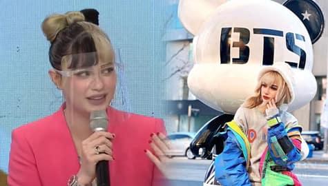 TV Patrol: Arci Muñoz, nakapaghanda sa kanyang break-up sa tulong ng BTS Image Thumbnail