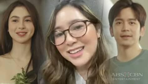 TV Patrol: Mag-ex na Joshua at Julia, pinili ni Moira para sa mensahe ng pagpapatawad Image Thumbnail