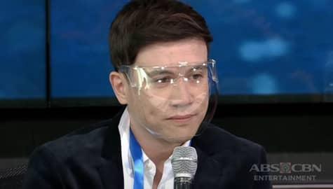 TV Patrol: Arjo Atayde, emosyonal sa pagpirma ng panibagong kontrata sa ABS-CBN Image Thumbnail