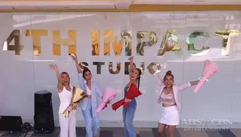 TV Patrol: All-female group na '4th impact,' nakapagtayo ng sarili nilang studio sa kabila ng hamon ng pandemya Image Thumbnail