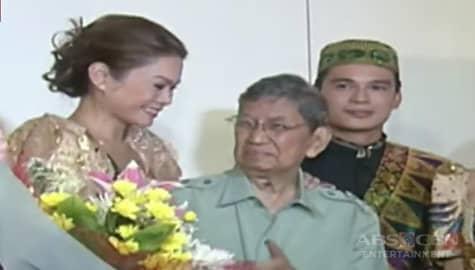 TV Patrol: Batikang fashion designer Benjamin Farrales, pumanaw na sa edad 88 Image Thumbnail