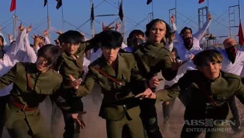 """TV Patrol: SB19, inilabas ang, music video ng kanilang comeback single na """"What?"""" Image Thumbnail"""